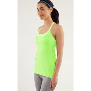 Lululemon Scoop Me Up Tank II
